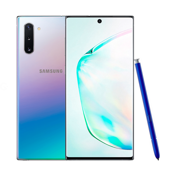 Samsung Galaxy Note 10 Silver (016646)