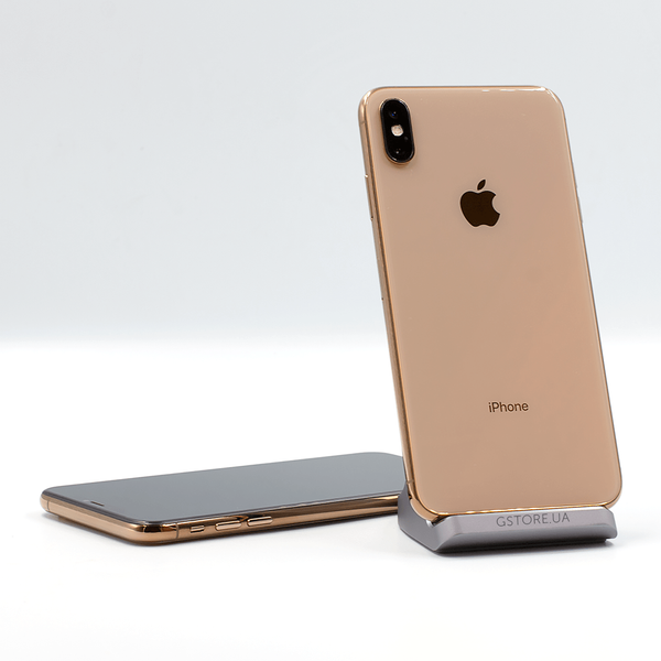 Б/У Apple iPhone Xs Max 64Gb Gold (MT522)
