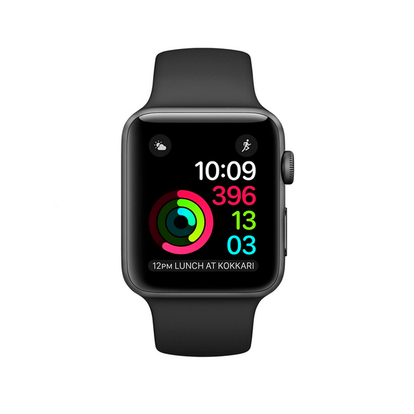 БУ Apple Watch Series 2 42 mm Space Gray