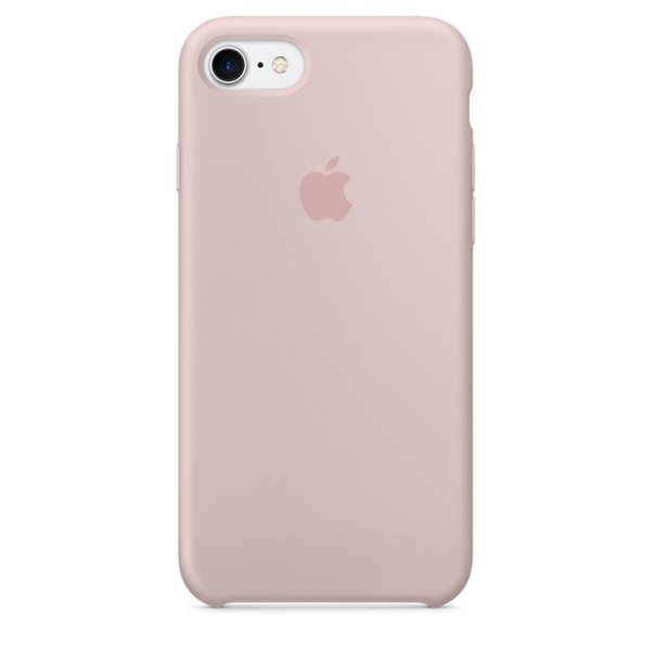 Apple iPhone 7 Silicone Case - Pink Sand (MMX12)